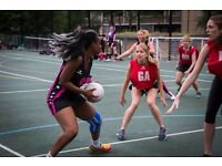 Join our Netball Leagues - Players Wanted