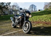Triumph Speed Four 2006 Black (Not Street Triple)
