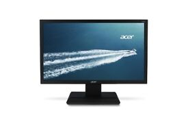 Acer V226HQL 21.5 inch LED Monitor - Good condition