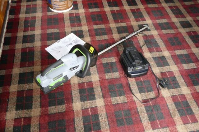 Ego HT2410E Cordless Hedge Trimmer with Charger and Battery (56v) | in  Lincoln, Lincolnshire | Gumtree