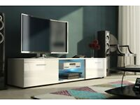 NEW!!! MODERN HIGH GLOSS TV UNIT, ENTERTAINMENT TV STAND # HIGH QUALITY, NEW !!!!!