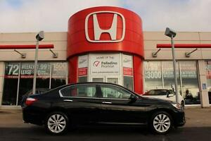 2013 Honda Accord Sedan EX-L- LEATHER+ BACKUP CAM+ SUNROOF+HEATE