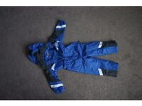 snowsuit for boy 2-3 years old - VERY GOOD CONDITION