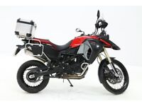 2013 BMW F800GS Adventure T with extras - BMW Premium Selection - Price Promise!!!!!