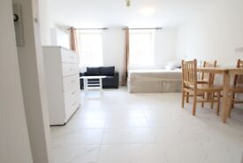 A BRIGHT AND SPACIOUS STUDIO FLAT - KENTISH TOWN - NW5