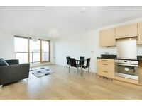 Large New build 2 double bedroom flat with balcony and bike storage close to Stockwell and Brixton