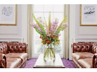 Florists: Full-Time Contracts Manager & Senior Contracts florist Required