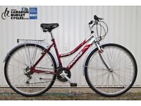 Probike Enterprise Ladies Hybrid Bike