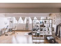 HUGE room available in great Warehouse conversion in Haggerston