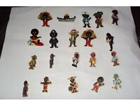 20 Robertsons Golly badges for sale