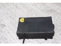 "7"" Single DJ Carry Case, holds 500 (I Think) Records, Ideal for Vinyl DJ or just for storage"