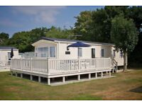 3 Bed Static Caravan / Holiday Home for sale at Hoburne Bashley in the New Forest, Hampshire
