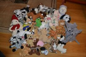 Soft Toys Job Lot