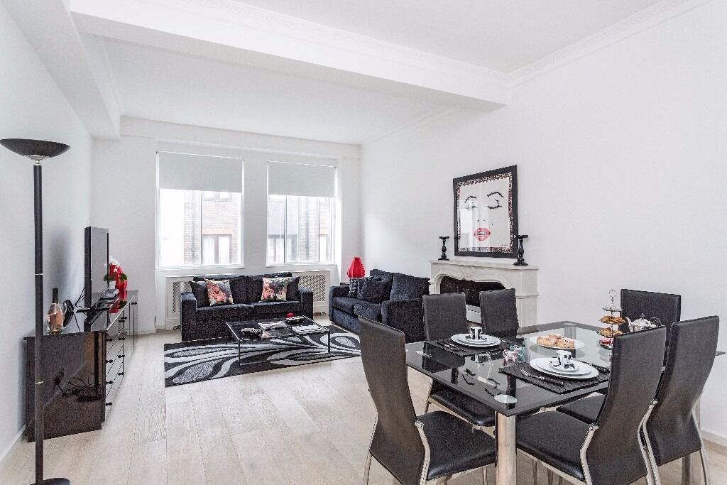 Bright and stylish one bedroom 1st floor apartment, Montpelier Walk SW7