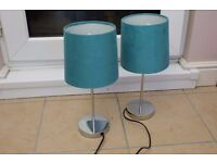 Bedside Lamps - Touch Control