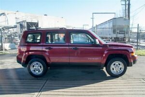 2012 Jeep Patriot Sport Tow Package