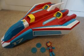 Paw Patrol Mighty Jet all working (could post)