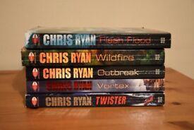 Chris Ryan Code Red Series