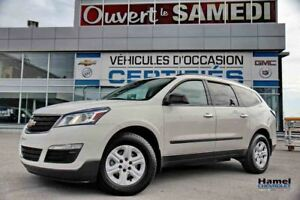 2014 Chevrolet Traverse 4X4 + 8 PASSAGERS