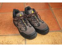 UK Women's Size 5 Ambler Steel Toe Cap Work Boots