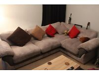 Stylish Corner Sofa Bed