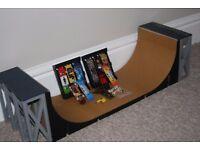 Tech Deck Bundle, Ramp, Boards, skateboard