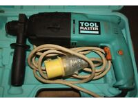 110v Power Drill c/w Quick Release Chuck and many other feature Excellent condition