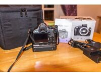 Canon550D package.