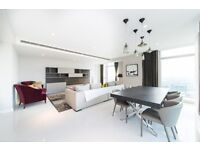 37TH FLOOR 3 BED APARTMENT Pan Peninsula E14 - CANARY WHARF DOCKLANDS SOUTH QUAY LIMEHOUSE CITY