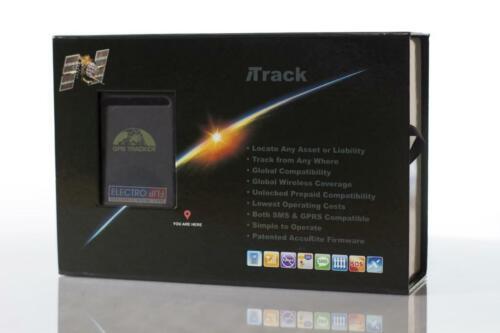 Surveillance Satellite GPS Tracker for Vintage Truck & Car S