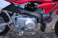 Honda CRF50 2014 as new Nundle Tamworth Surrounds Preview
