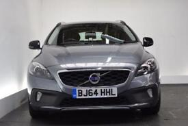 VOLVO V40 1.6 D2 CROSS COUNTRY LUX 5d AUTO 113 BHP (grey) 2014