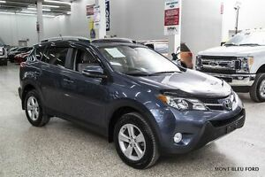 2014 Toyota RAV4 XLE w/SUNROOF !   ***ONLY 47798km***
