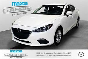 2015 Mazda MAZDA3 GS BERLINE +CAMERA DE RECUL+BLUETOOTH+CRUISE+S