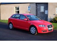 2007 Audi A3 1.9 TDI Special Edition Sportback 5Dr