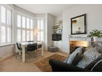Ultra-Modern One Bedroom First Floor Victorian Conversion Apartment Moments From Tooting Bec Common