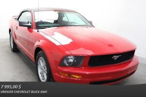 """2005 Ford MUSTANG CONVERTIBLE *CUIR MAGS 16"""" AIR CLIM GR.ÉLECT*"""