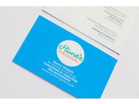 Graphic Designer – Brand Identity Design For Digital & Print
