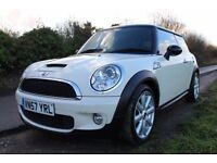 2007 Mini Cooper S (Chilli Pack) 1 YEAR MOT, FSH