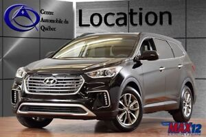 2018 Hyundai Santa Fe XL AWD V6 DE 3.3L 7 BLUETOOTH MAGS LOCATIO
