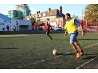 Calcio in Londra | football players needed | looking for players in Battersea |