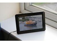 Hitachi Digital photo frame - good condition