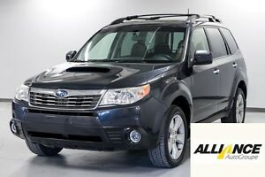 2010 Subaru Forester XT - LIMITED - CUIR -  TOIT OUVRANT