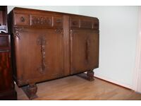 ANTIQUE FURNITURE /COCKTAIL CABINET /SIDEBOARD IN A GOOD CONDITION. LONDON, SE8 £150