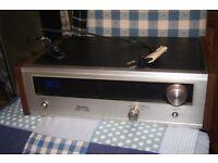 Vintage Pioneer Model TX - 8200 Stereo Tuner