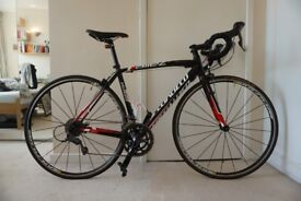 Specialized Allez 2015 52cm: Amazing condition complete with brand new parts and plenty of extras
