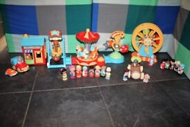 Happyland Funfair Set and Accessories