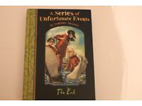 A series of unfortunate events-The end-Lemony Snicket
