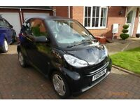 2009 SMART FORTWO PURE MHD AUTO Pristine Condition 33,874 Miles Only FSH