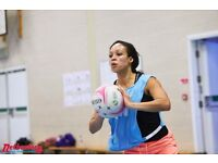 Back to Netball in Shoreditch